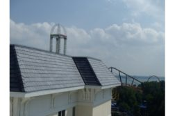 DaVinci Roofscapes Hotel Breakers
