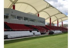 Birdair University of Louisville Soccer Stadium S