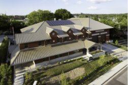 Nashville Fire Stations Petersen Metal Roofs