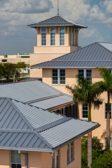 Petersen Metal Roof on New College of Florida
