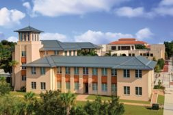 Petersen Metal Roof on New College of Florida