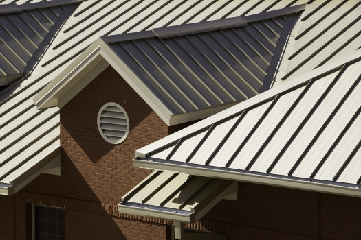 Metal Panels Clad Roofs Of Six New Nashville Fire Stations