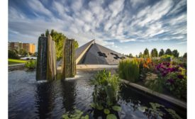 Denver Botanic Gardens Science Pyramid