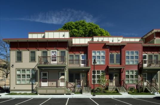 Metal Panels Help Convert Historic Building Into Urban