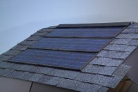 Solar Roofing System in body
