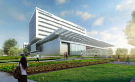 1 Baylor Scott & White Health Sports Therapy & Research complex - Exterior