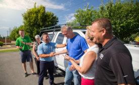 C&K Wins IKO PRO4 Truck