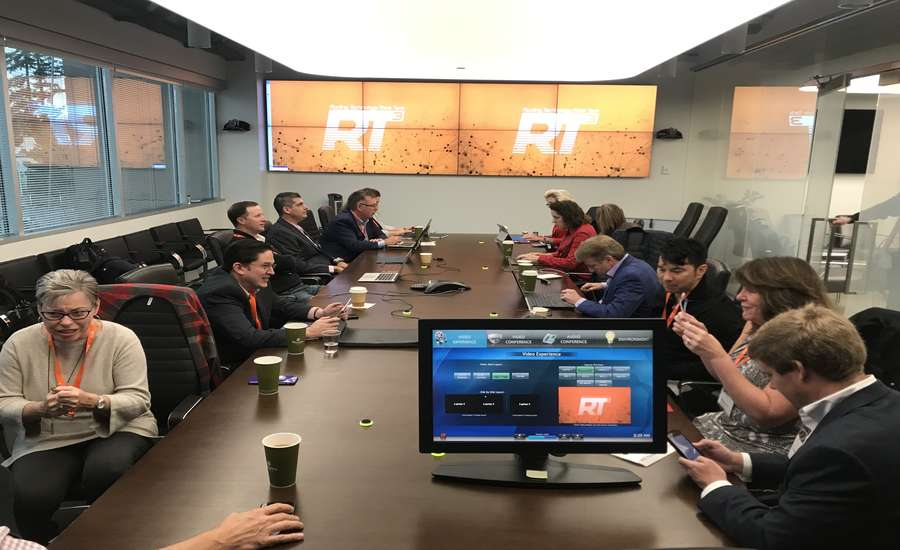 RT3 Microsoft Meeting