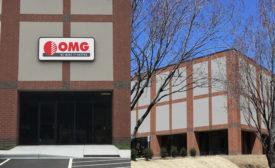 OMG Roofing Products - New Warehouse July 2018