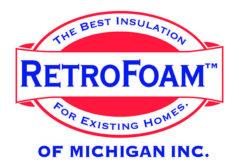 RetroFoam logo