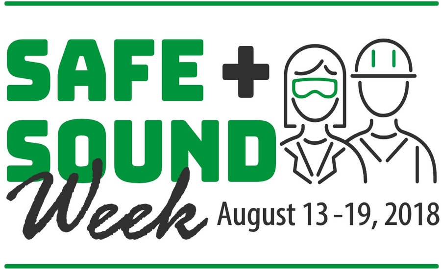 OSHA Safe+Sound Week 2018