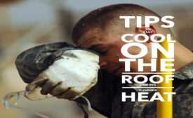 Stay Cool During Summer Heat