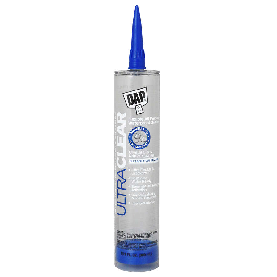 DAP - UltraClear Sealant