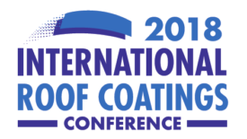 International Roof Coatings Conference 2018 logo