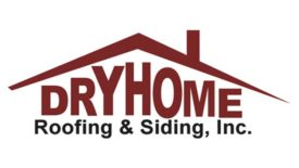 DryHome Roofing logo