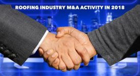 Roofing Mergers and Acquisitions