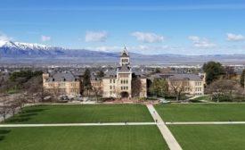 Utah State Old Main 1