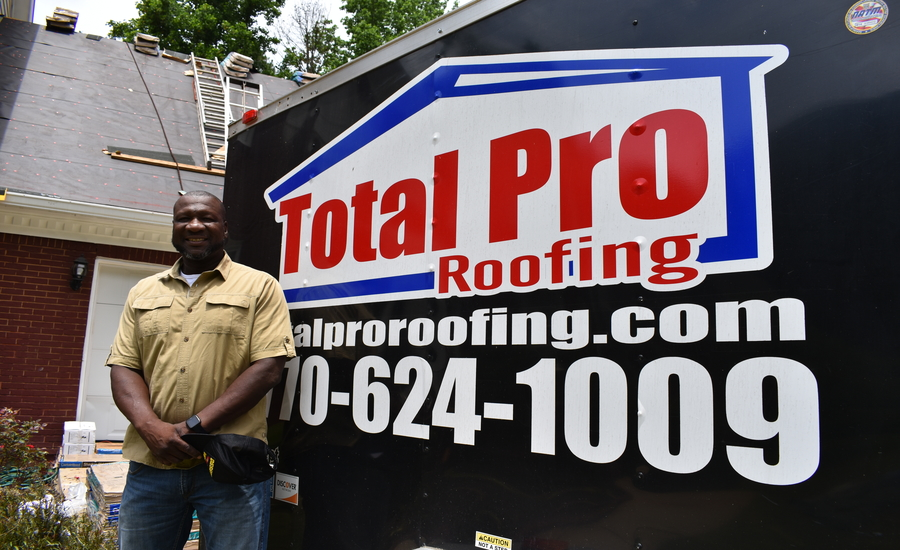 Total Pro Roofing - Donation Program