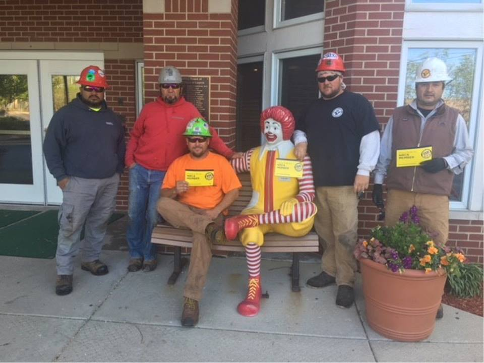 Ridgeworth Roofing Hutto TX Ronald McDonald House 1