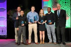 Construction Management Student Comp 2018 Winners