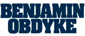Bejamin Obdyke - logo