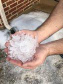 North Texas Hail - 3.24.19