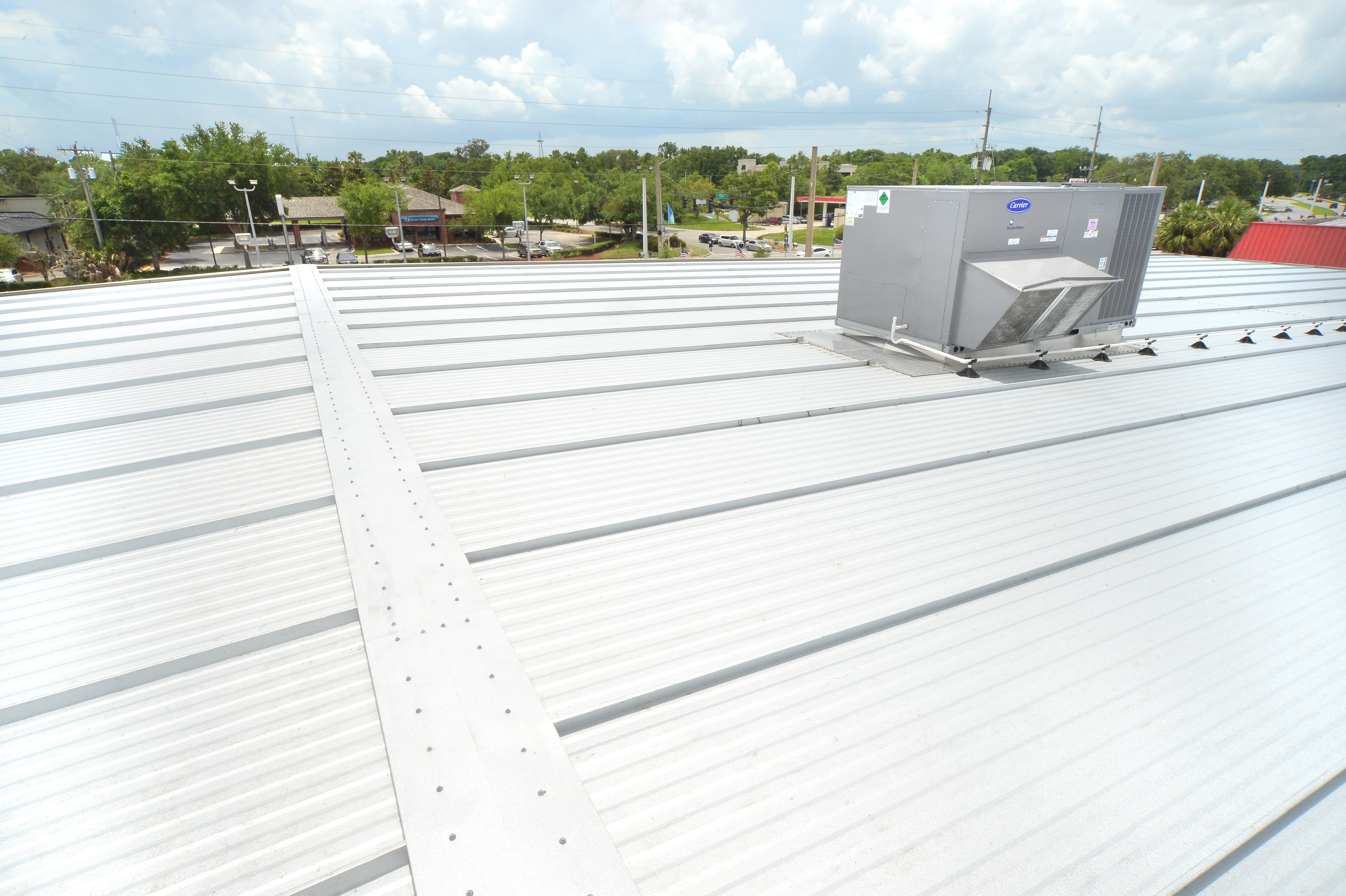 Project Profile Metal Roofing At General Rv Center In