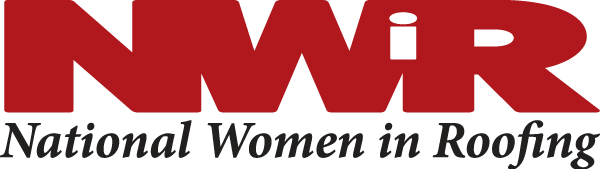 National Women in Roofing logo