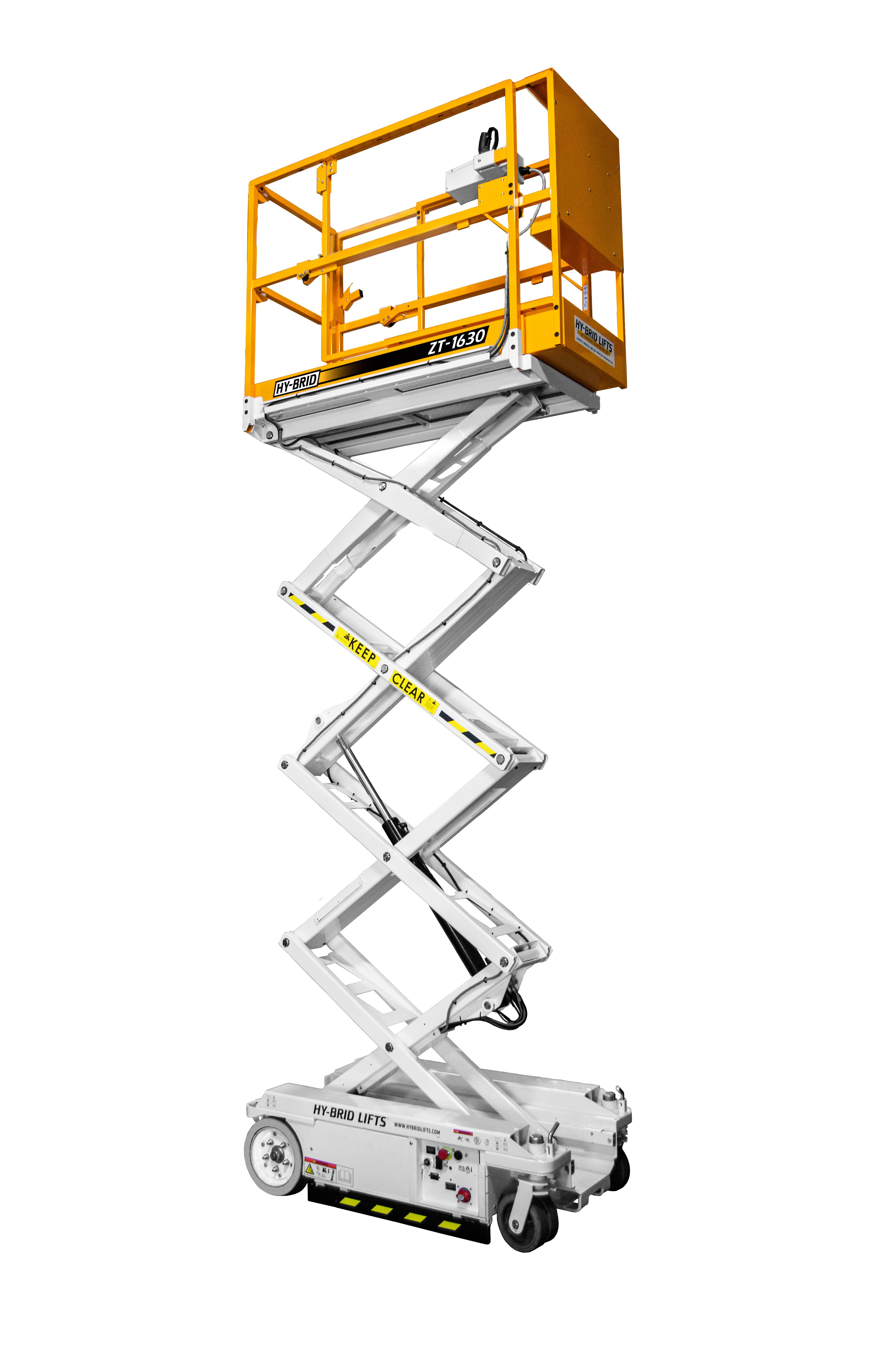 ZT-1630 Hy-Brid Lift