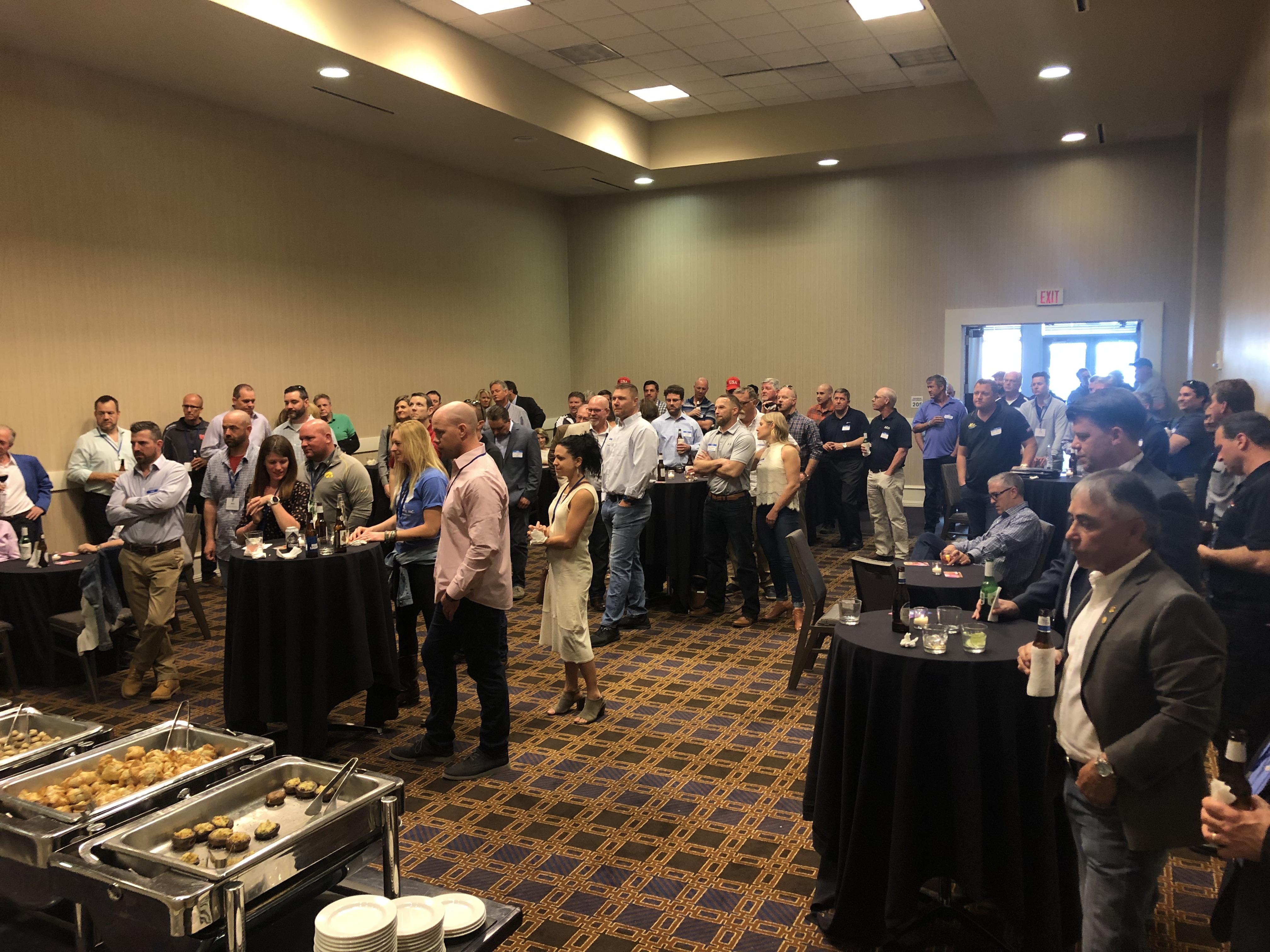 MRCA Spring Reception 2019 - 1