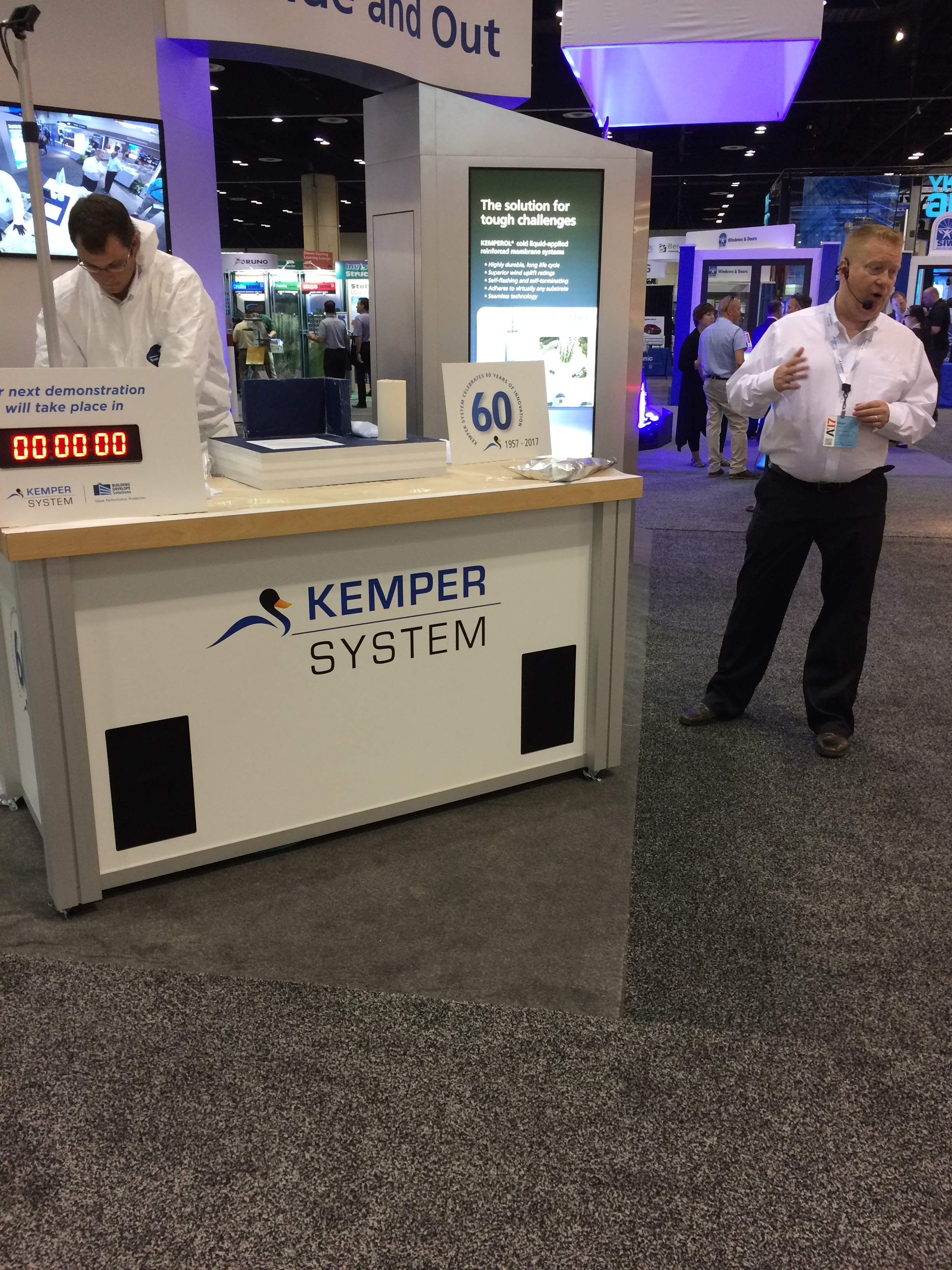 Kemper System at IRE
