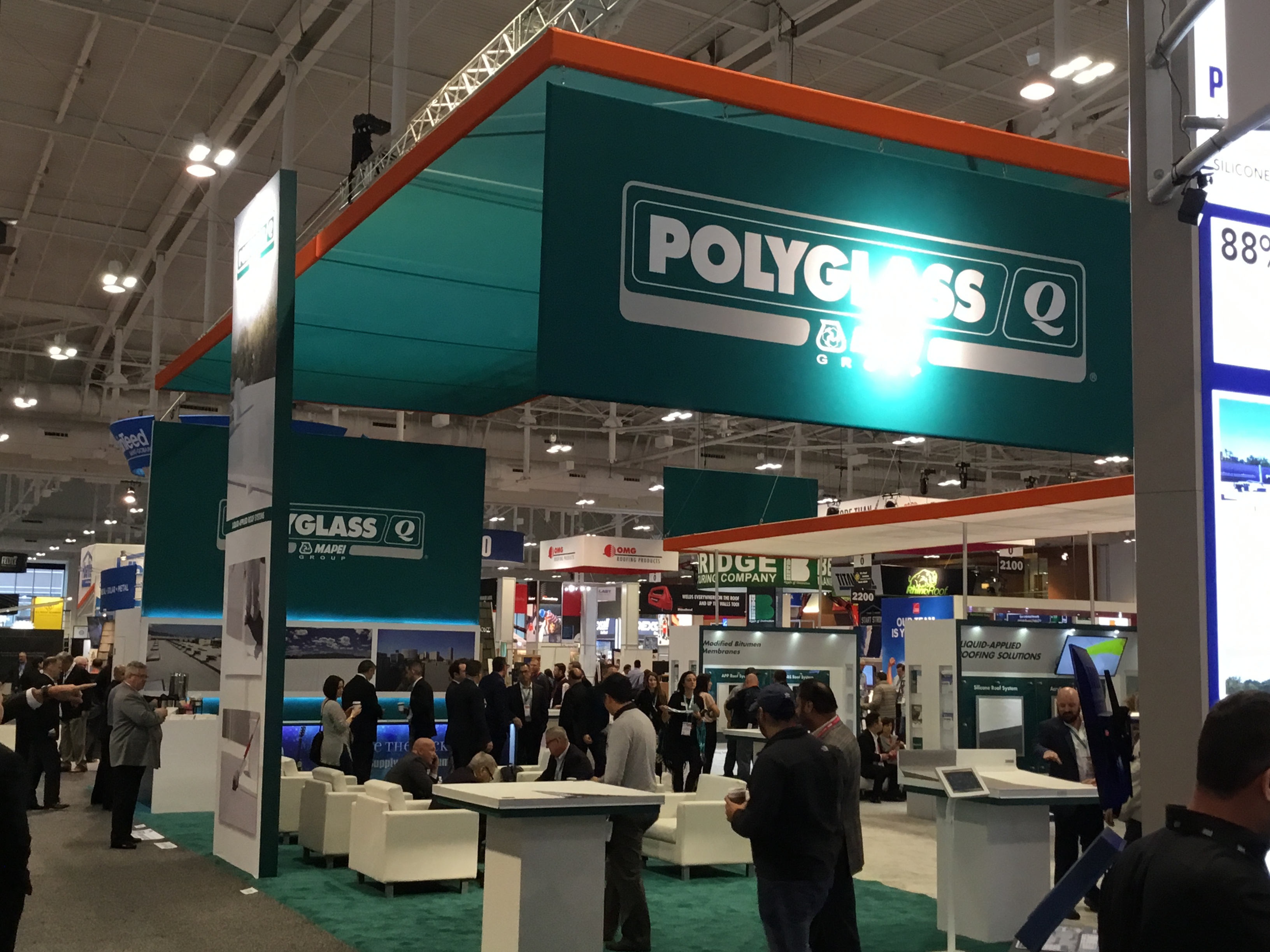 Polyglass at IRE 2019