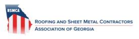 RSMCA Georgia Logo