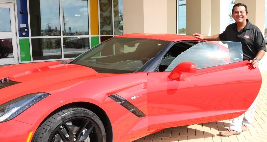 Jasper Contractors To Award Top Seller A Corvette At Ire