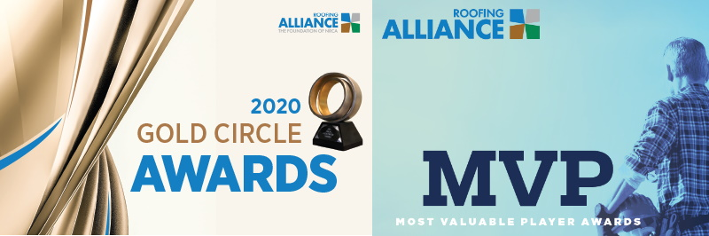 Roofing Alliance Awards 2020