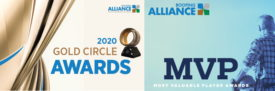 roofing alliance awards gold circle mvp 2020