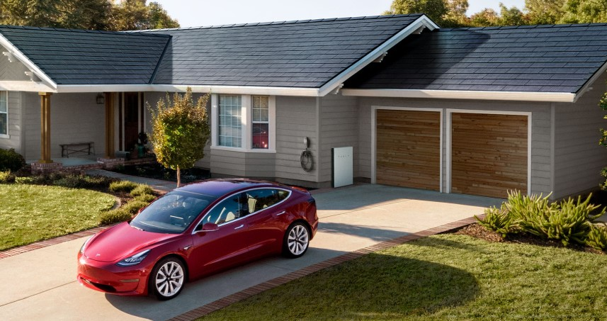 Tesla Unveils Version 3 Of Solar Roof Solar Glass Roof