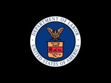 U.S. Department of Labor logo