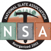 National Slate Association logo