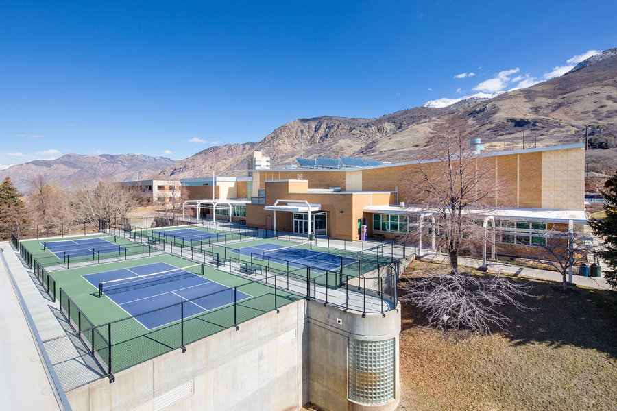 Weber State University Pickleball 1