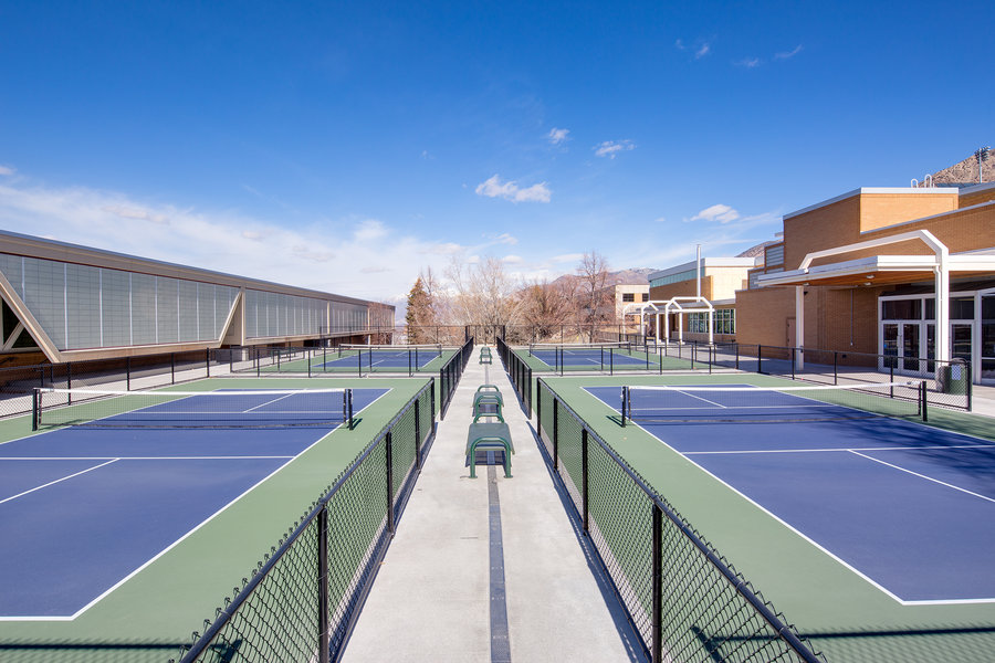 Weber State University Pickleball 3