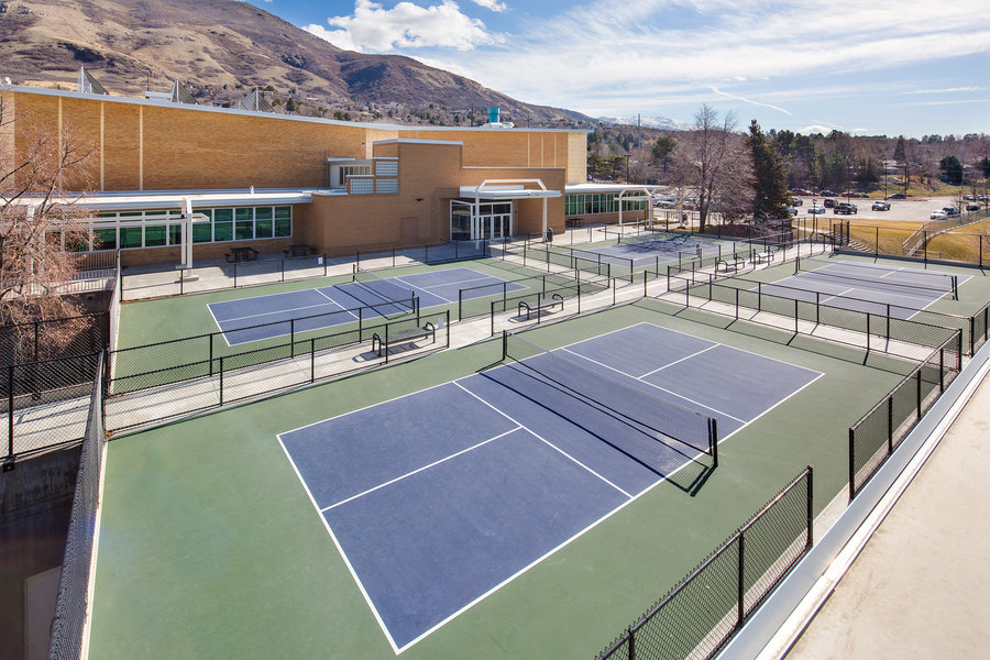 Weber State University Pickleball 2