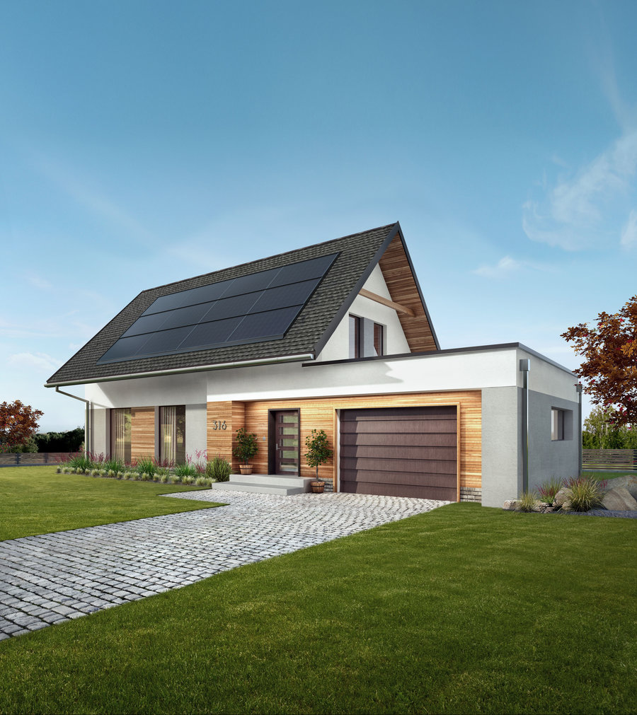 GAF Energy Solar Roof