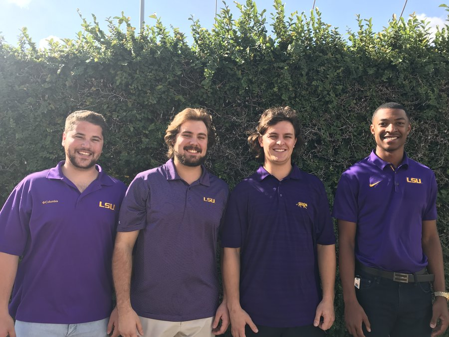 Roofing Alliance Student Comp 2019 - LSU