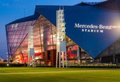 Mercedes-Benz Stadium 1