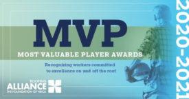 Roofing Alliance 2021 MVP Awards