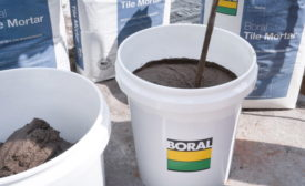 boral roofing tile mortar