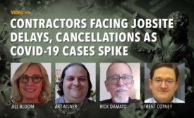 Contractors Facing Jobsite Delays