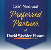 david-weekley-homes-national-preferred-partner
