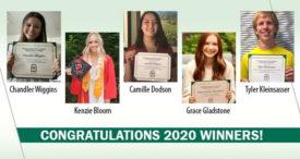Davis Memorial 2020 Winners